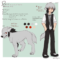 Devin Reference 2013 by BakaPup