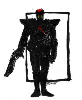 MECHANICAL VIOLATOR HAKAIDER by COUNTPAGAN