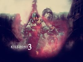 Killzone 3 Wallpaper by TraX1m