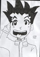 Gon....AGAIN by davybackfight