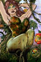 Poison Ivy by henflay