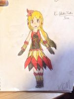 Sparkling Collaboration Forme 1- Loli Gothic by RonniTheHedgehog45