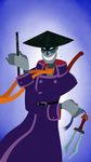 Scaramouche the assassin by GarfieldXRabbid