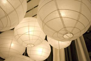 Light Fixtures 3 by Trisa-Sxy-Stock