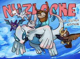 Soulsilver Nuzlocke Challenge: Cover by FingerSandwichComics