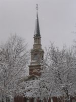Snow Steeple by RaySark