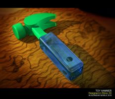 Toy Hammer A by aMorle