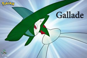 Warrior Gallade by TheTrueSurvivor