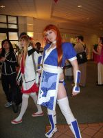 Minamicon 15 Kasumi Cosplay by Colzy-Chan