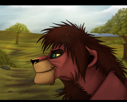 Kovu by Malik-art