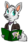 Dr. Wolf 2.0 by FlaminBunny