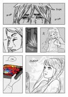 In the dark hours, remember you're not alone pg 3 by CleopatraDiNekomata