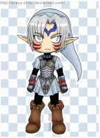 Fierce Deity Link by Krazy-Chibi