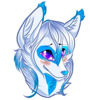 Still Yue Face Reference by ToxicFoxxeh