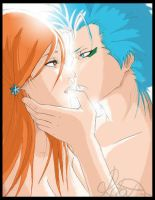 CE::The Light of Passion by Grimmjow-FC