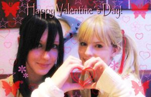 Soul Eater - Valentine by KashinoRei