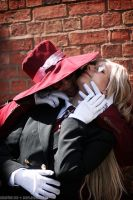Alucard Dreams by sjbonnar