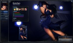 League of Legends: Gretchen, A Rainha do Bumbum by devilhaunt