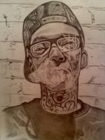 Wiz Khalifa by GraphiteGreat