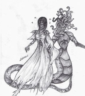 Medusa and Siren