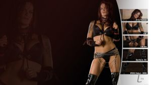 Lita - WWE Wallpaper by 0PT1C5