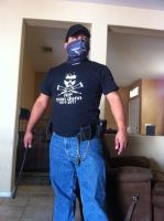 Watchdogs cosplay in progress by Demon-Lord-Cosplay