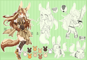 Adopt Auction - closed by Mousu