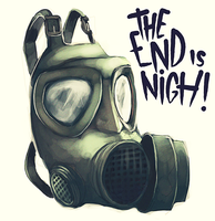 the end is nigh by JoelAmatGuell