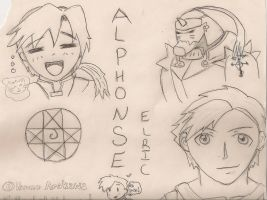 The Many Faces of Al by TheOnlyBandGeek99