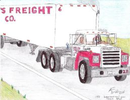 Red's Freight Co. by Deorse