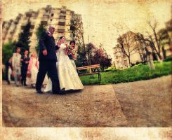 wedding by Trifoto