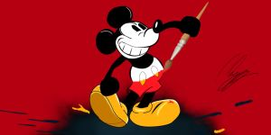 The new Me (mickey mouse) by FurkanHolmes