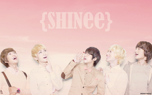 SHINee KissNote Desktop Bkg by mysteriagirl
