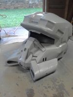 EOD Finally in Primer! Ortho by Asgardianhammer