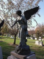 Cave Hill Cemetery Stock 13 by ShinimegamiStock