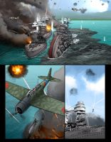 Pearl Harbor page 17 by joewight