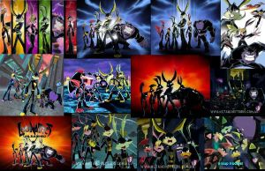 Loonatics Unleashed by colodgeartist