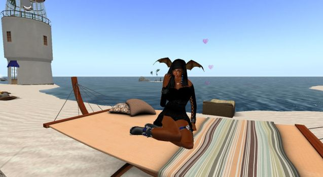 Second Life by IngridCelles