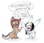 Zombie killing time by theAmnesiaofDarkness
