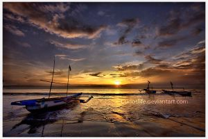 Ujung Genteng HDR by curioslife