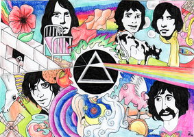 the Pink Floyd magic land by psychedelic-cookie