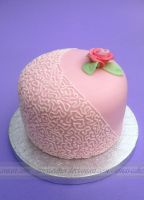 Little Cake by ginas-cakes