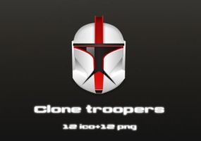 Clone troopers by ninio1985