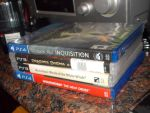 Post-Christmas Gamestop Giftcard Haul by TR0LLHAMMEREN