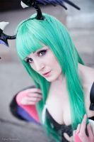 Morrigan Aensland by KinslayeR13