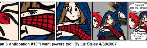 Spiderman 3 Anticipation 13 by lizstaley