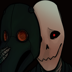 Plague-Gaster by xXIrkenZizXx