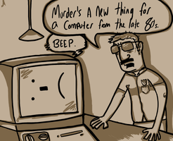 Computers by msprout