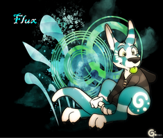 Flux Background by ChanceTheWolf1282