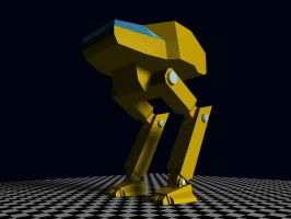 Construction of a Robot pre1 by hellstormde